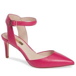 Lousie et Cie Kota Magenta Pink Heels BNWT 8